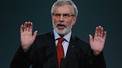 Reportajes 5 continentes - Gerry Adams abandona la primera línea política - 09/02/18 - Escuchar ahora