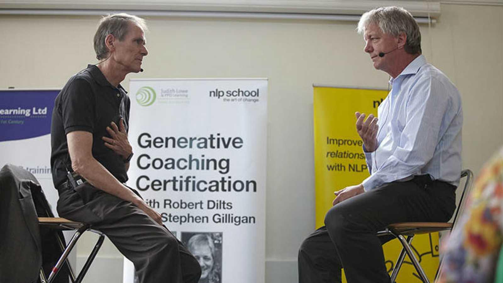 Complementarios - Stephen Gilligan y cómo aprender a amar - 11/2/18 - Escuchar ahora