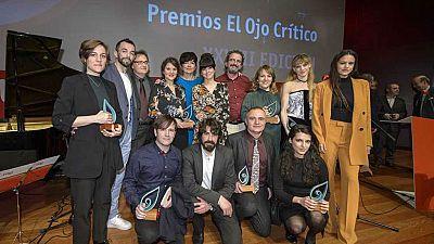 El ojo crítico - Gala de entrega de los XVIII Premios El Ojo Crítico - 12/02/18 - Escuchar ahora