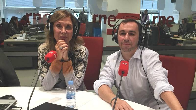 La hora azul - Pilar Eyre presenta su novela 'Carmen la rebelde' - 14/02/18 - escuchar ahora