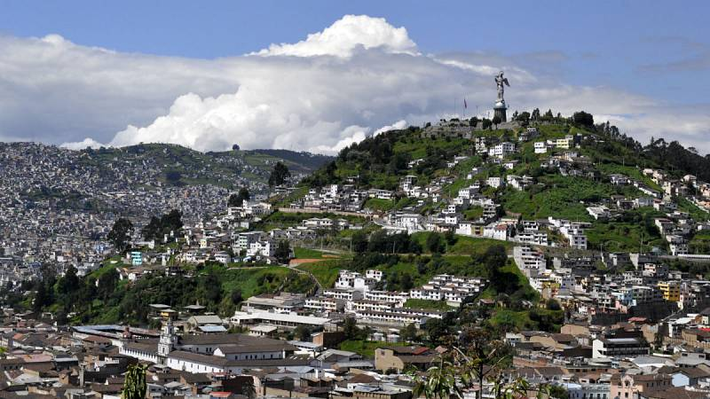 Nómadas - Quito, donde todo converge - 18/02/18 - escuchar ahora