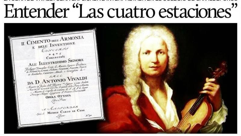 En clave sinfónica - Cuatro estaciones de Vivaldi - 18/2/18 - Escuchar ahora