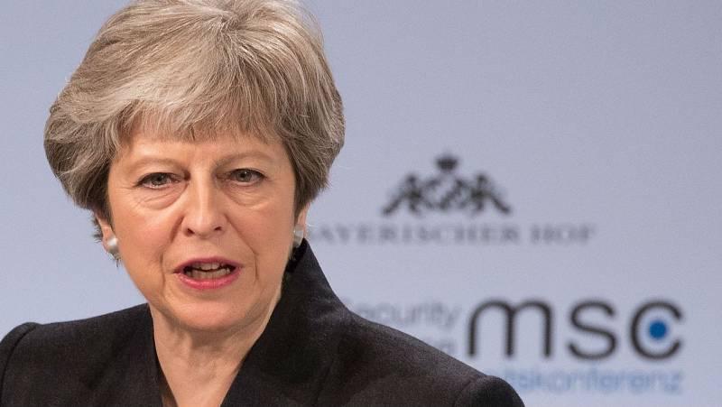 May quiere de forma urgente un acuerdo de seguridad con la UE - Escuchar ahora