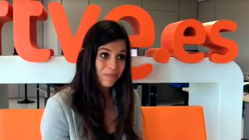 Entrevista Evelyn Segura