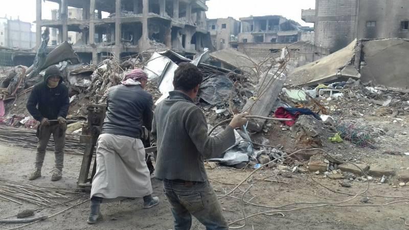 Cinco continentes - La destrucción de Raqqa - 22/02/18 - Escuchar ahora