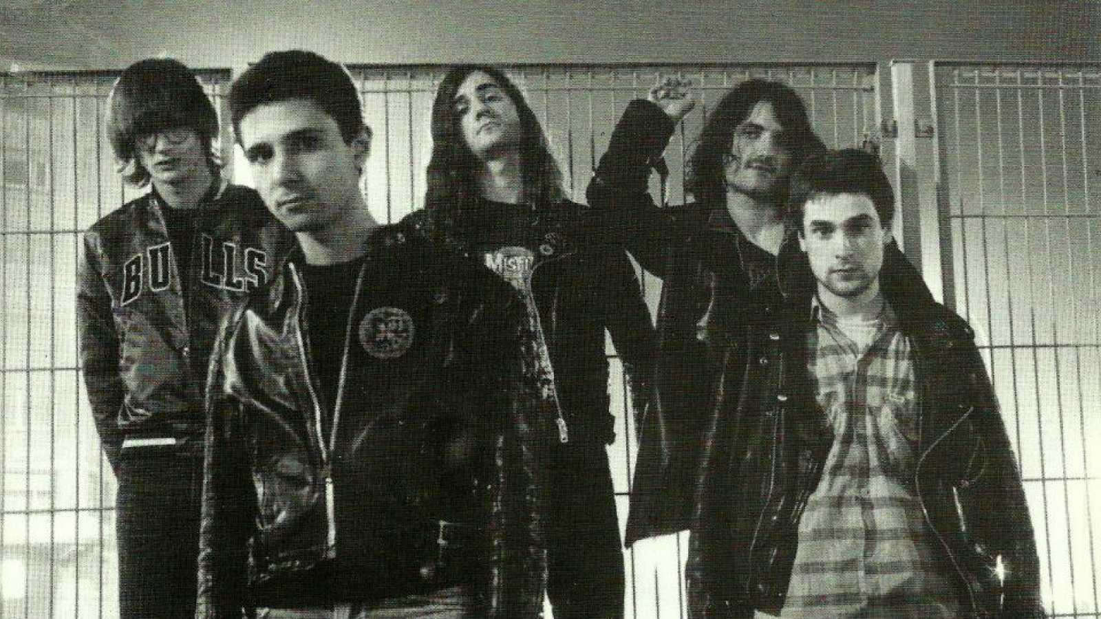 El Sótano - Muy punk - 27/02/18 - escuchar ahora