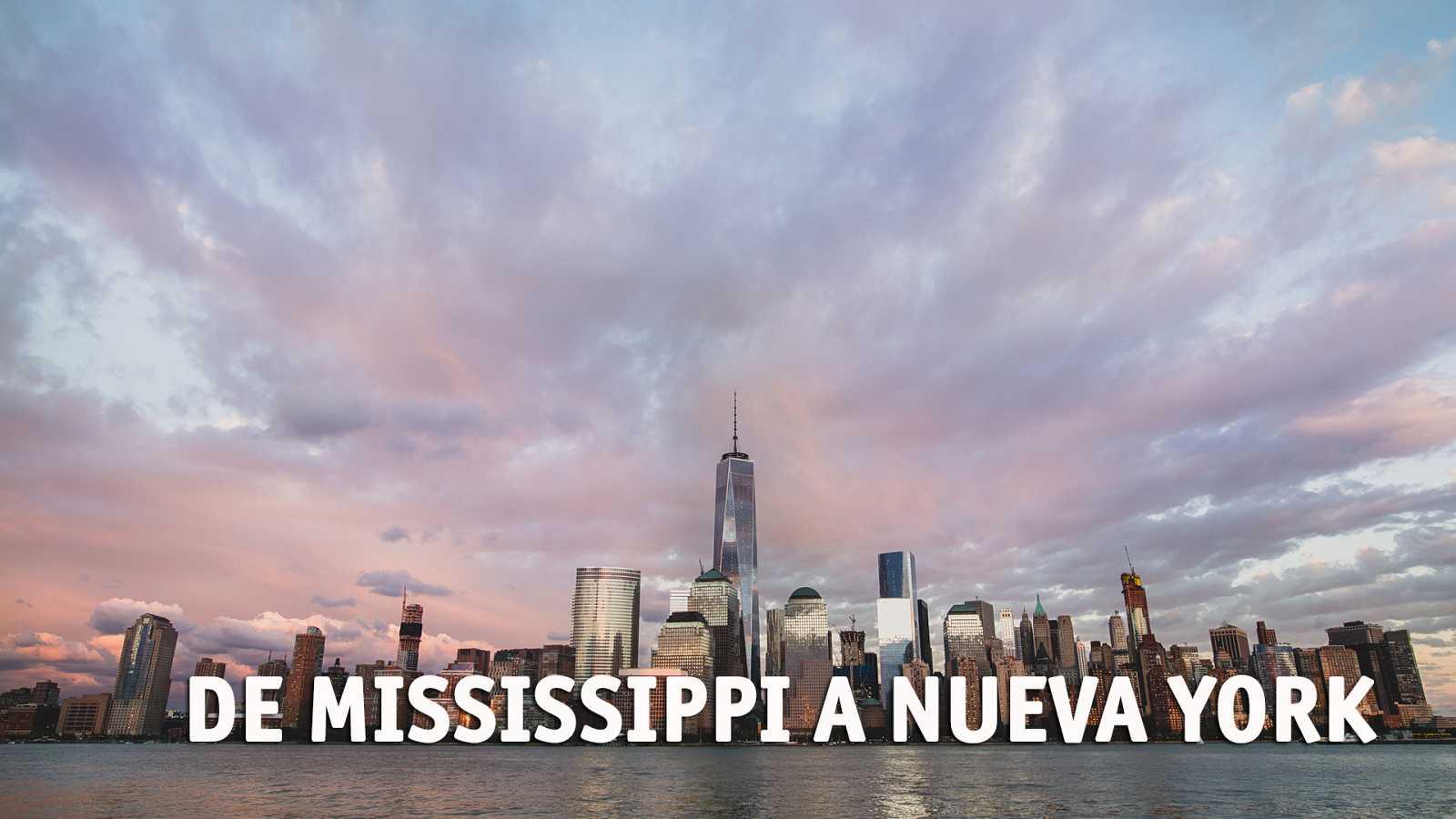 De Mississippi a Nueva York - Leo Ornstein, Henri Lazarof - 28/02/18 - escuchar ahora