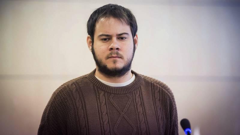 24 horas - Pablo Hasel condenado a dos años de cárcel por enaltecimiento del terrorismo - Escuchar ahora