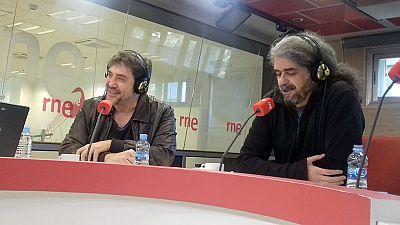 Las mañanas de RNE - Javier Bardem y Fernando León de Aranoa presentan 'Loving Pablo' - Escuchar ahora