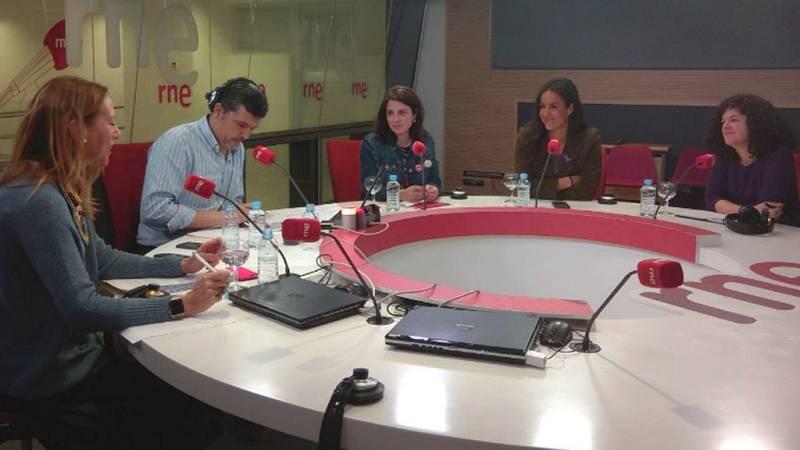 Las mañanas de RNE - La situación de la mujer según representantes de PP, PSOE, Podemos y Cs - Escuchar ahora