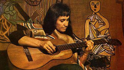 Documentos RNE - Violeta Parra: la voz profunda de Chile - 23/07/18 - escuchar ahora