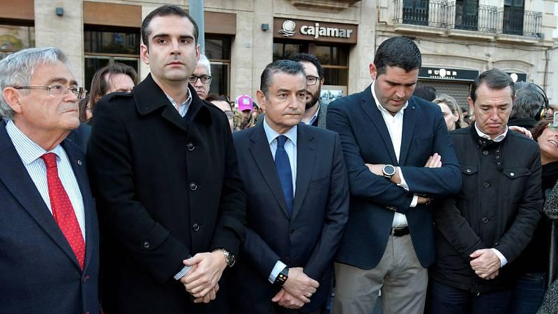 Informativos fin de semana - 24 horas - La capilla ardiente se instalará en la Diputación de Almeria ciudad que está de luto por la muerte de Gabriel - Escuchar ahora