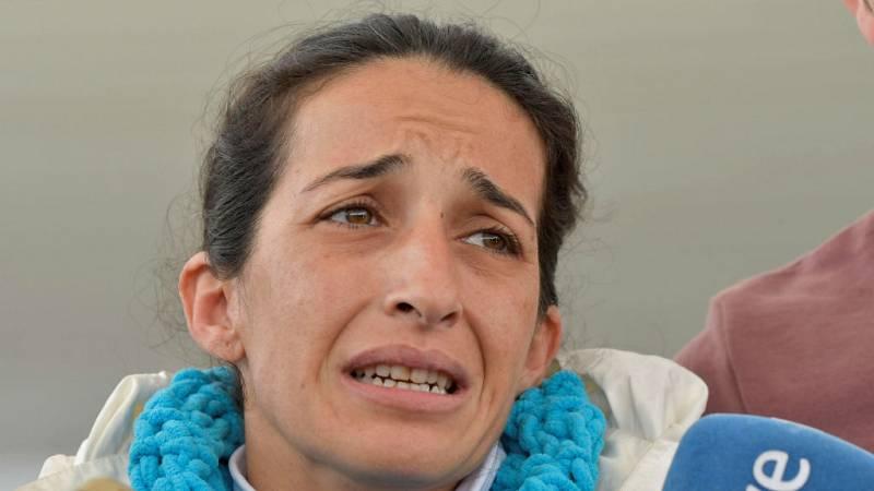 Boletines RNE - La madre de Gabriel pide mensajes de esperanza y no de odio - 12/03/18 - Escuchar ahora