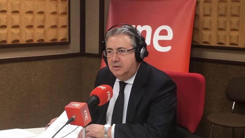 """Las mañanas de RNE - Caso Gabriel Cruz: Zoido pide """"calma y serenidad"""" - Escuchar ahora"""