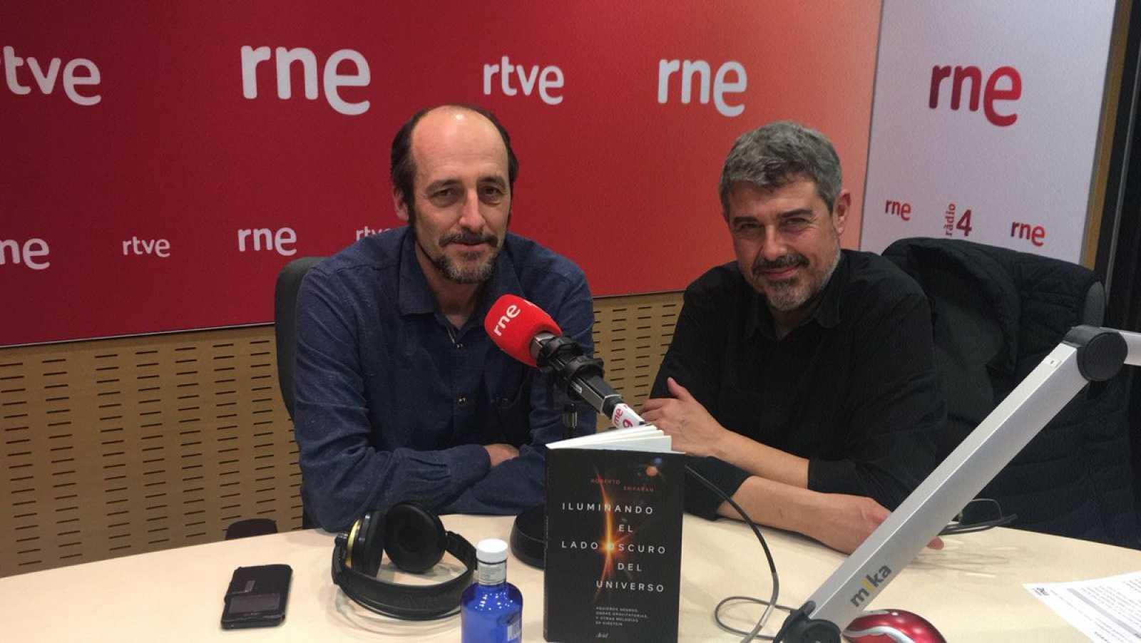 Anem de tarda. Entrevista a Roberto Emparán físic teòric i professor d'investigació ICREA en la Universitat de Barcelona