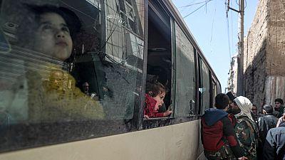 Las mañanas de RNE - Siete años de guerra en Siria: ¿hay lugar para la esperanza? - Escuchar ahora