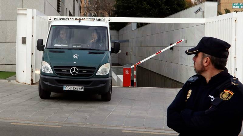 24 horas - Ana Julia Quezada ha ingresado en prisión tras confirmar ante el juez que mató a Gabriel - Escuchar ahora