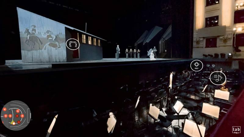 La sala - El Teatro Real como nunca lo hemos visto, nueva apuesta del Lab de RTVE.es - 20/03/18 - Escuchar ahora