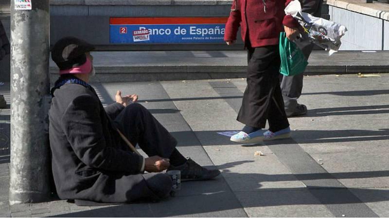 La desigualdad en España en niveles sin precedentes - Escuchar ahora
