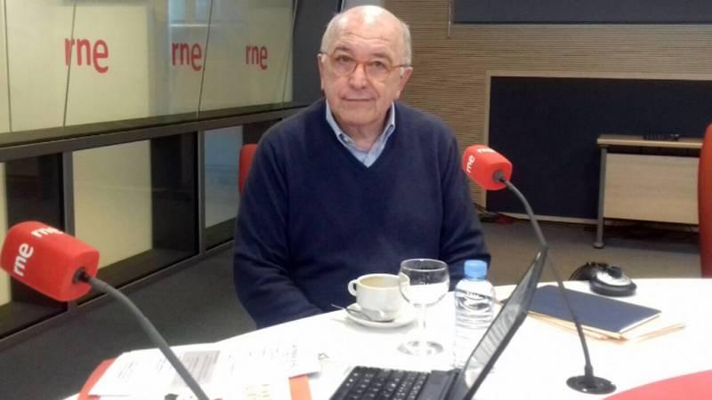 """Las mañanas de RNE - Almunia, sobre Sarkozy: """"La justicia tiene que actuar sea quien sea"""" - Escuchar ahora"""