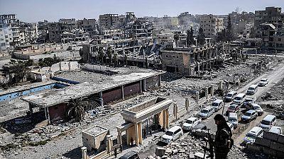 Países en conflicto - Raqa - 20/03/18 - Escuchar ahora