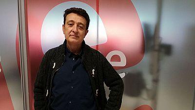 """Manolo García: """"Hay que tomar el instante con calma y lo demás no existe, ni el pasado ni el futuro"""""""
