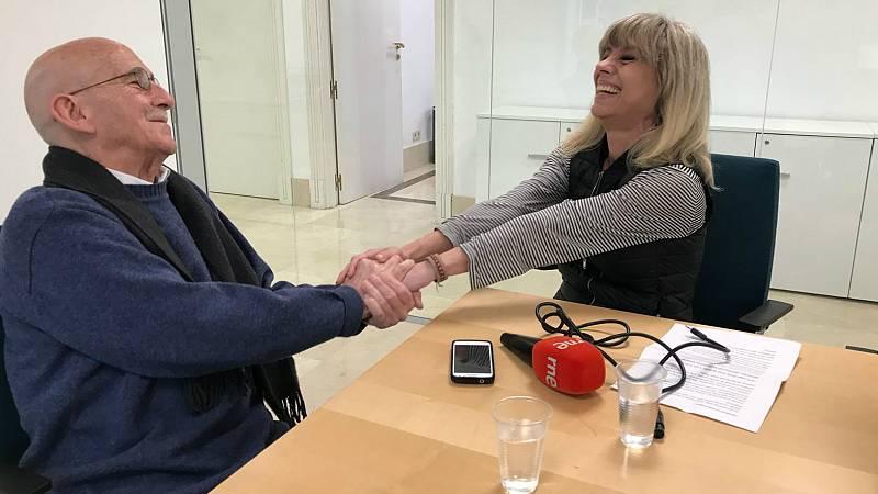 La sala - Un encuentro entre José Sanchis-Sinisterra y Machús Osinaga - 22/03/18 - Escuchar ahora
