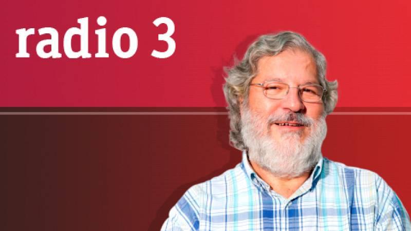 Discópolis 10.092 - Javier Ruibal, Presente Femenino y II - 23/03/18 - escuchar ahora