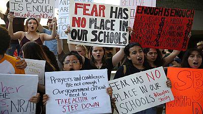 De lo más natural - Never Again: estudiantes de EE.UU piden mayor control de las armas - 25/03/18 - escuchar ahora
