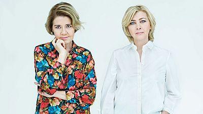 Las mañanas de RNE - María Pujalte y Amparo Larrañaga vuelven a ser hermanas en 'El reencuentro' - Escuchar ahora