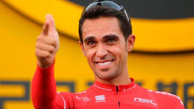 """Radiogaceta de los deportes - Alberto Contador: """"Creo que la última Vuelta me ha dado más cosas que si hubiese conseguido la victoria"""" - Escuchar ahora"""