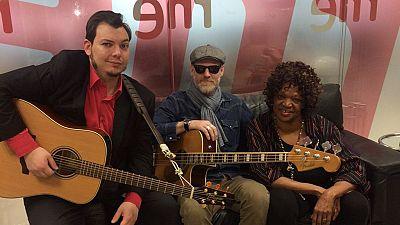 Las mañanas de RNE - Velma Powell y Bluedays nos presentan 'Blues to the bone' - Escuchar ahora