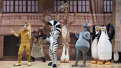 Las mañanas de RNE - Con los actores de 'Madagascar, El musical' - Escuchar ahora