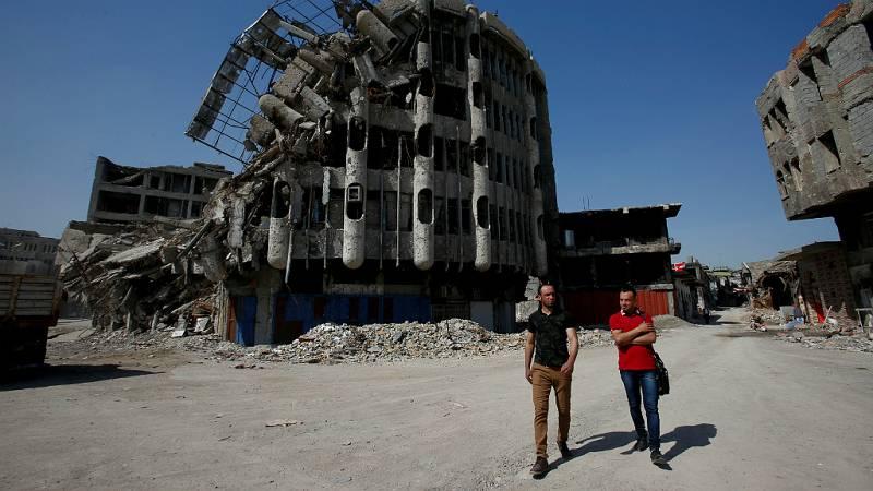 Países en conflicto - Mosul - 03/04/18 - Escuchar ahora