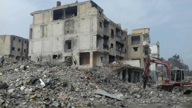 Cinco continentes - Raqa, las heridas de la guerra - Escuchar ahora