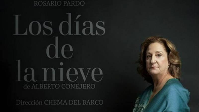 En escena - 'Los días de la nieve': Josefina Manresa a escena - 09/04/18 - Escuchar ahora