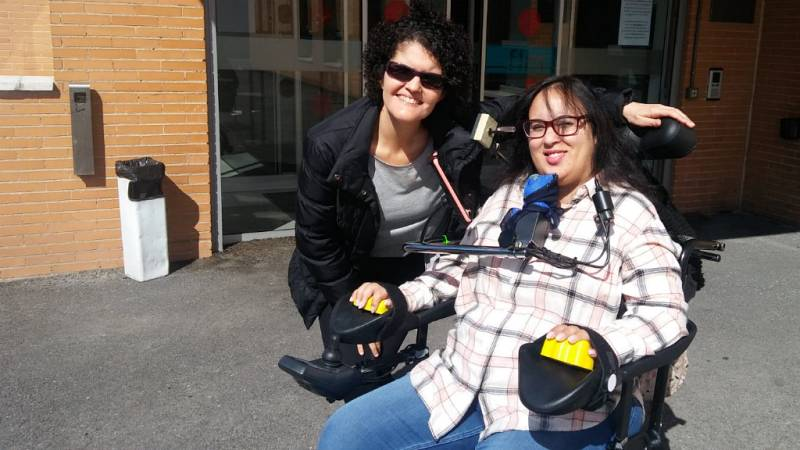 Tolerancia cero - En silla de ruedas por un disparo de su marido - 06/04/18 - Escuchar ahora