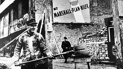 Documentos RNE - El Plan Marshall: la ayuda americana que impulsó una nueva Europa - 10/08/18 - escuchar ahora