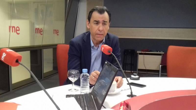 "Las mañanas de RNE - Martínez Maíllo: ""Estoy deseando ver a Rivera sentándonse con Iglesias para negociar la moción"" - Escuchar ahora"