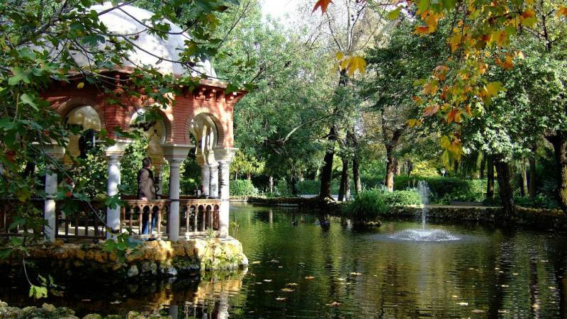 Memoria de delfín - Parques, jardines y otros oasis urbanos - 16/04/18 - escuchar ahora