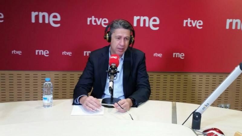 Las mañanas de RNE - García Albiol (PP) cree que el apoyo al soberanismo está cayendo - Escuchar ahora