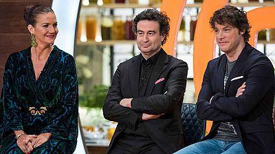 """Las mañanas de RNE - Jordi Cruz: """"'Masterchef' es como la cocina de un restaurante, haciendo I+D, intentando evolucionar"""" - Escuchar ahora"""