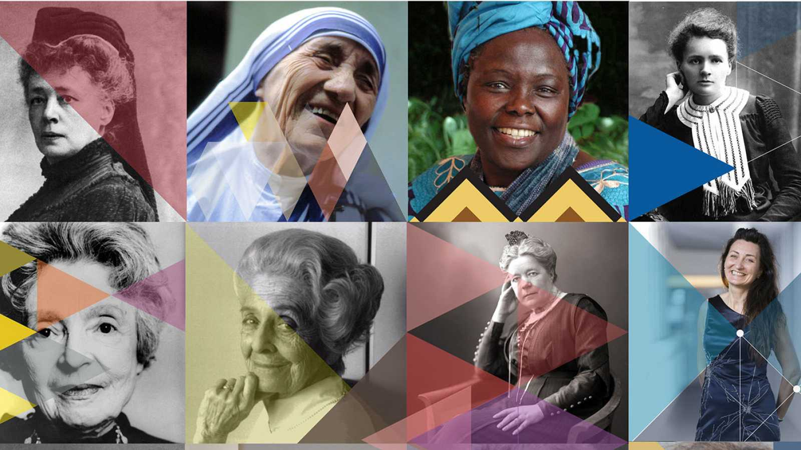 Artesfera - 'Mujeres Nobel' es el libro que nace del gran éxito cosechado por la exposición del mismo título - 19/04/18 - escuchar ahora