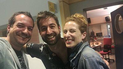 La sala - Egoitz Sánchez y Lara Grube burlados por uno de Sevilla - 28/04/18 - escuchar ahora