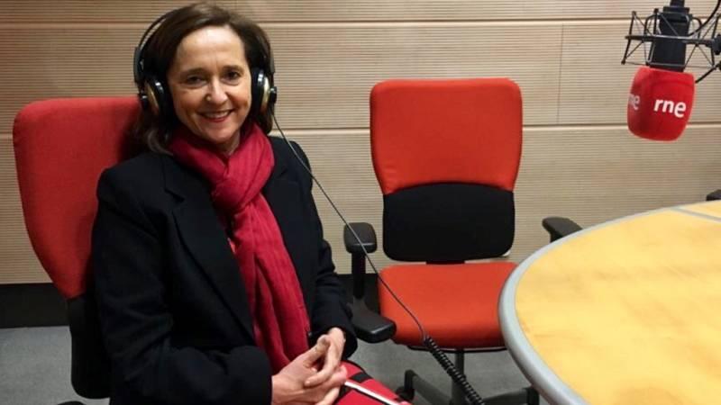 Gente - Ana Santos, directora de la Biblioteca Nacional - Escuchar ahora
