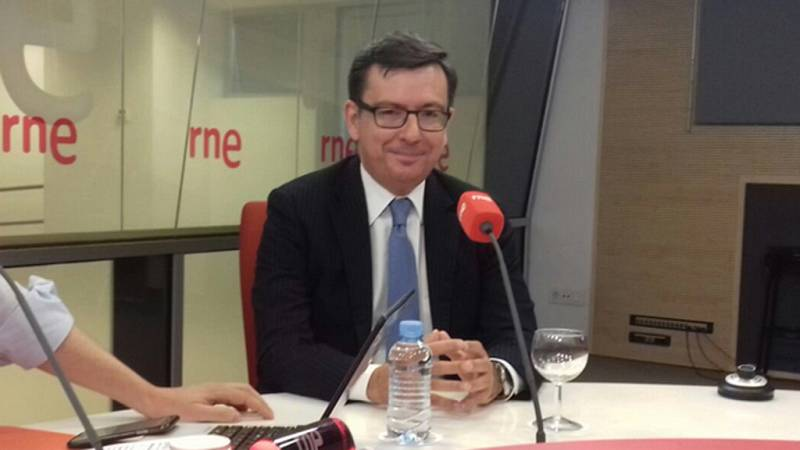 """Radio 5 Actualidad - Escolano: """"El Gobierno no se siente presionado para vender Bankia"""" - Escuchar ahora"""