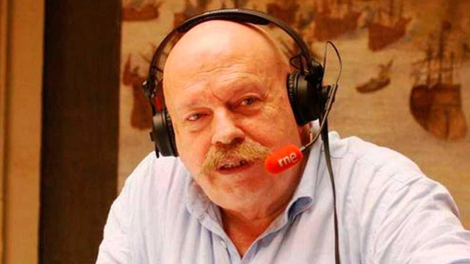Pepa Fernández da a conocer la noticia de la muerte de José María Íñigo
