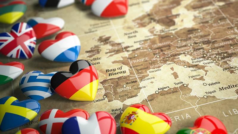 Miradas al exterior - Día de Europa - 09/05/18 - Escuchar ahora