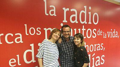 La Sala - Las miradas diferentes de Inés Enciso y Nathalie Poza - 12/05/18 - escuchar ahora