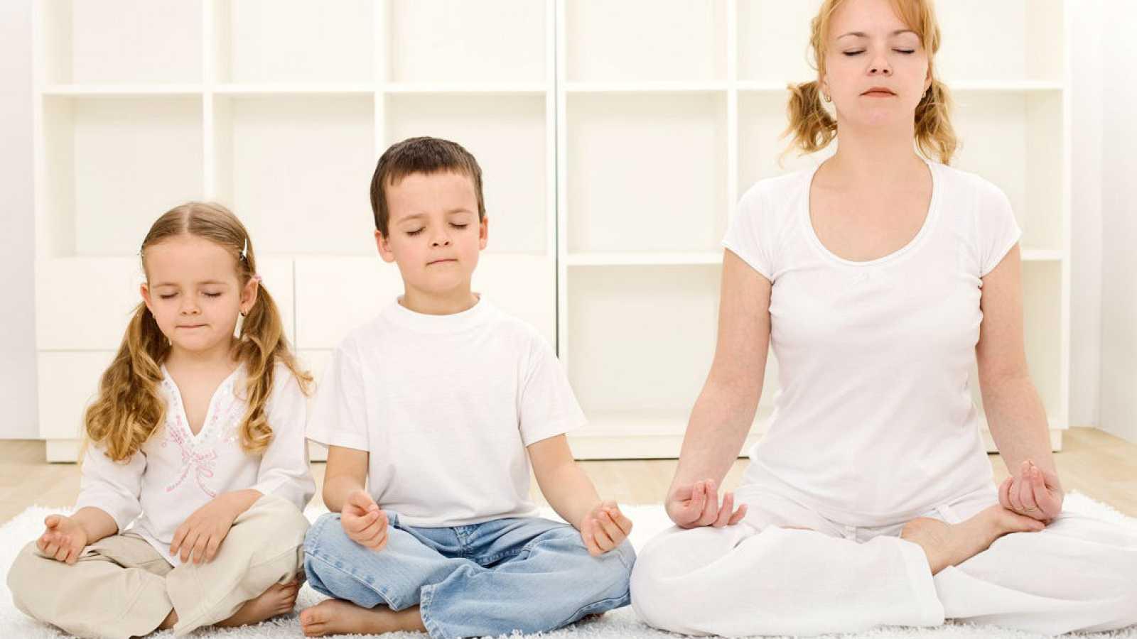Complementarios - Mindfulness para niños y la maternidad - 13/5/18 - Escuchar ahora